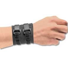 Double Buckle Wrist Support