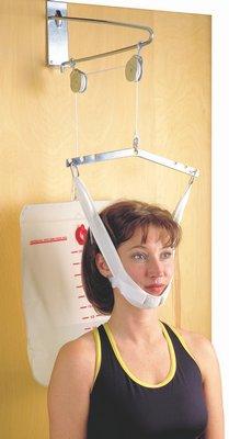 Economy Overdoor Cervical Traction Kit