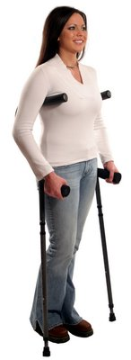 Millennial Crutches