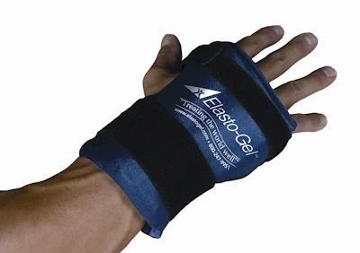 Elastogel Hot/Cold Packs, Wrist Wrap